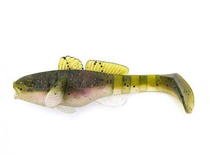 RELAX Bullhead 9cm 3ks Rainbow Trout