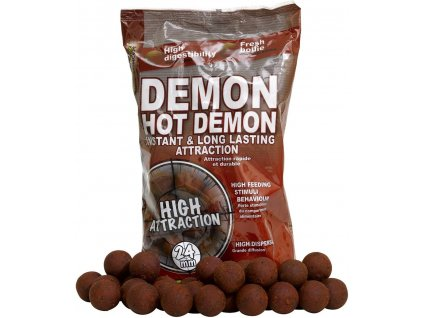 STARBAITS Boilies Concept Hot Demon 1kg