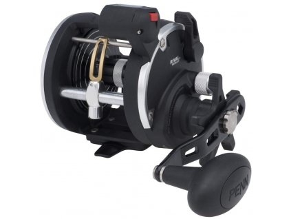 PENN Rival Level Wind 15 LC LH Reel Box