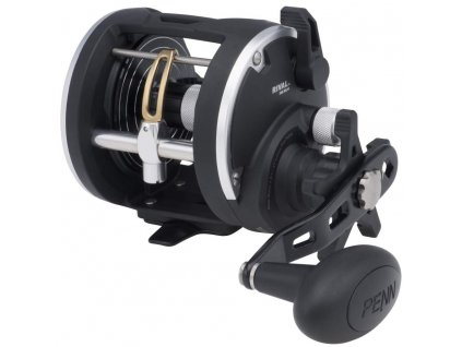 PENN Rival Level Wind 15 LH Reel Box