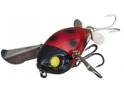 lLLEX Micro Pompadour 4,2cm Ladybug