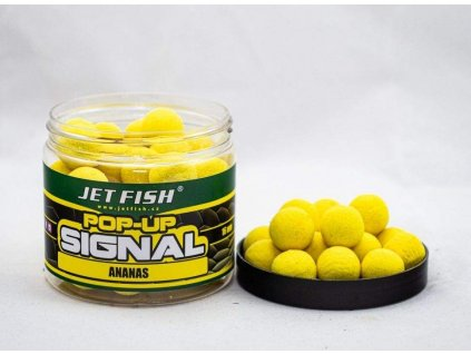 JET FISH POP UP Signal 12mm, ananas