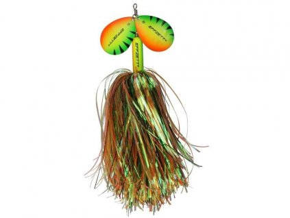 DAM D-Effzett Pike Rattlin Spinner 65g 23cm Fire Tiger