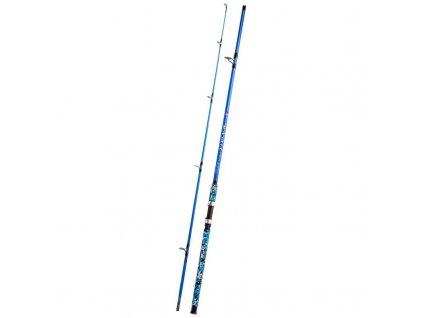 JENZI Angelrute DEGA Sea Blue Pilk 2,40m