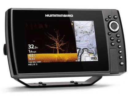 Humminbird HELIX 8x CHIRP MSI+ GPS G3N