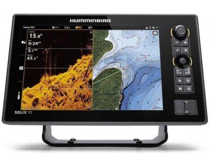 Humminbird SOLIX 10 CHIRP DS/MDI+ GPS G2 (BEZ SONDY)
