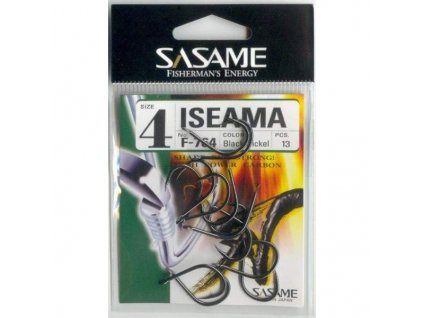 háčky SASAME ISEAMA