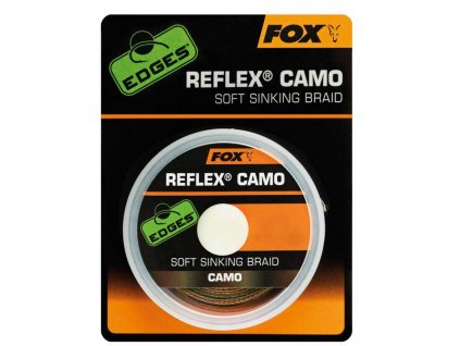 Fox Reflex camo 20lb Braid