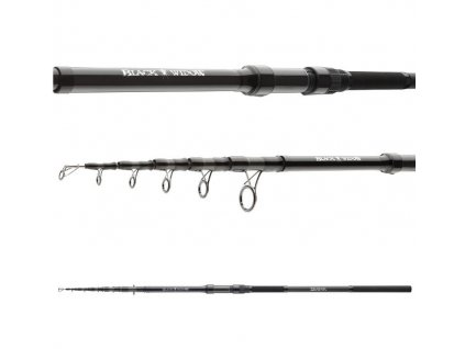DAIWA Black Widow Tele Carp 12ft 3lb