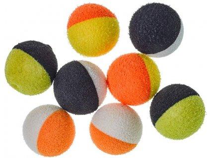 Starbaits Two Tones Balls 14mm černá/žlutá
