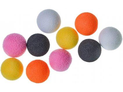 STARBAITS Two Tones Balls 14mm žlutá (plovoucí kulička) 6ks