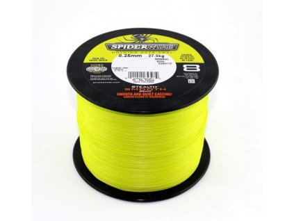SPIDERWIRE Stealth Smooth 0,40mm  - Hi-Vis Yellow
