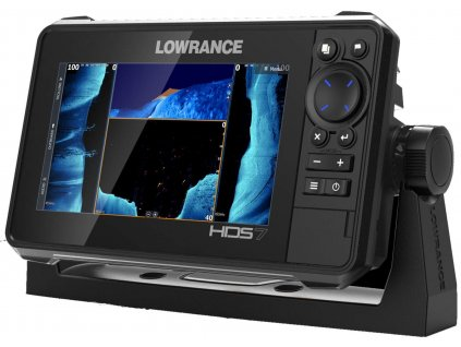 LOWRANCE HDS LIVE 7 SE SONDOU ACTIVE IMAGING 3V1