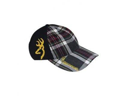 Browning TARTAN kšiltovka cap
