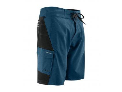 PELAGIC FX 90 Tactical Fishing Shorts – modrá