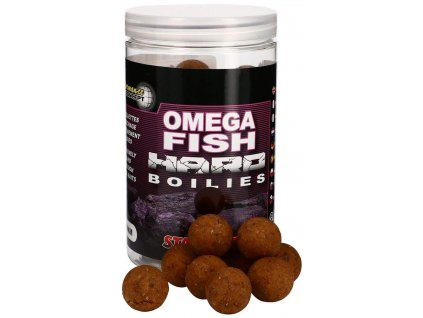 STARBAITS Omega Fish Hard Boilies 200g