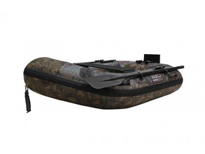 FOX 240 Inflatable Boat Camo/Green - Air Deck