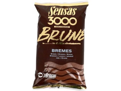 SENSAS 3000 Brune Bremes 1kg