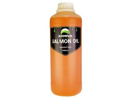 KRMIVA KRATONOHY Lososový olej 1l
