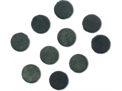 BLACK CAT Bait Stop gumové zarážky 15mm