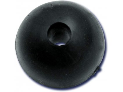 BLACK CAT Rubber Shock Bead 10mm
