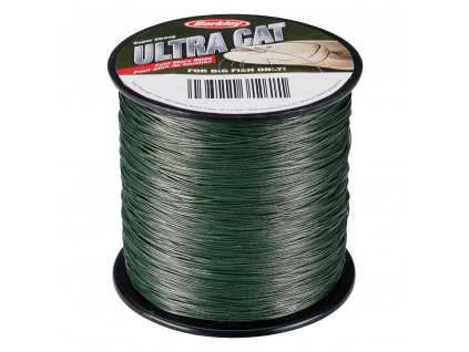 BERKLEY Ultra Cat Low-Vis Green 100kg 0,65mm