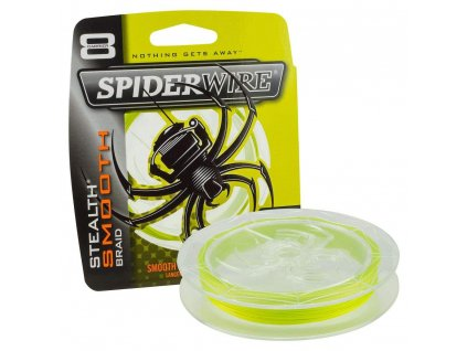 SPIDERWIER  Stealth Smooth hi-vis yellow