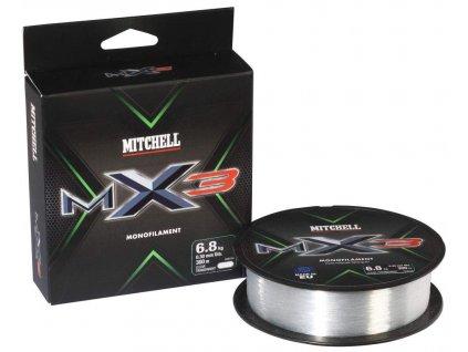 vlasec Mitchell MX3 MONO 300M čirá