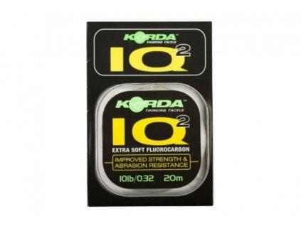 Korda IQ Extra soft Fluorocarbon Hookklink