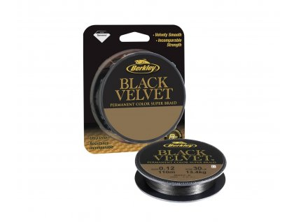 BERKLEY Black Velvet 0,28mm 250m