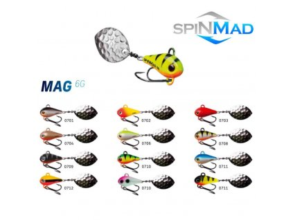 Spinmad MAG 6g 5,5cm