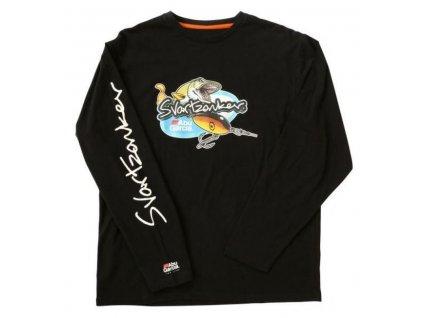 ABU GARCIA Svartzonker McMio  Long Sleeve T-Shirt
