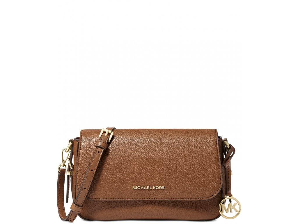 Michael Kors Bedford Legacy Leather Flap Crossbody Luggage