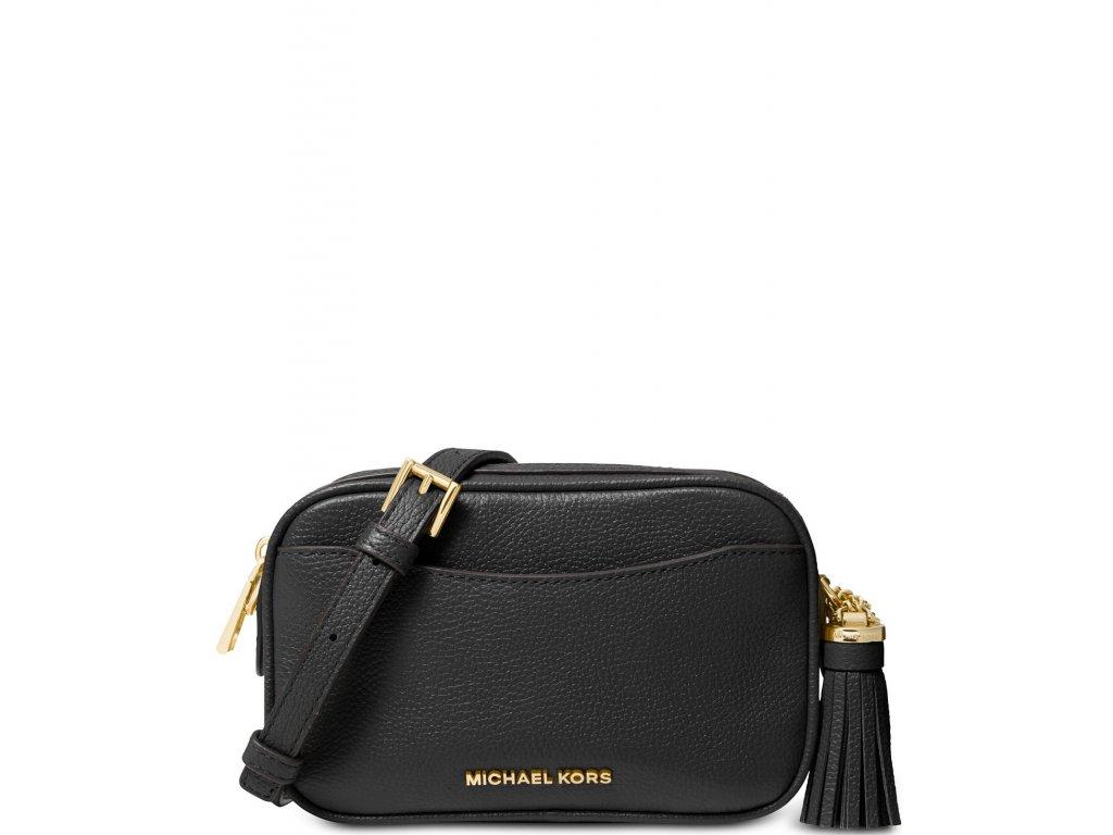 Pebble Leather Convertible Crossbody Belt Bagfront