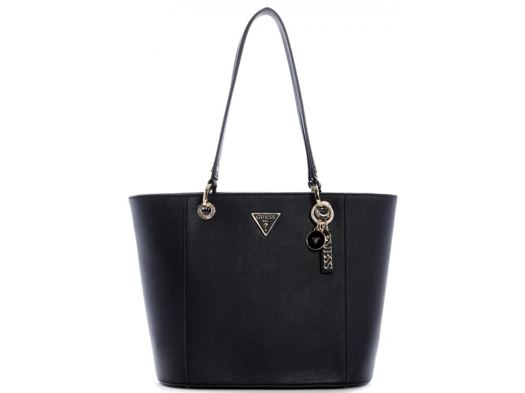GUESS Noelle Elite Small Tote Black