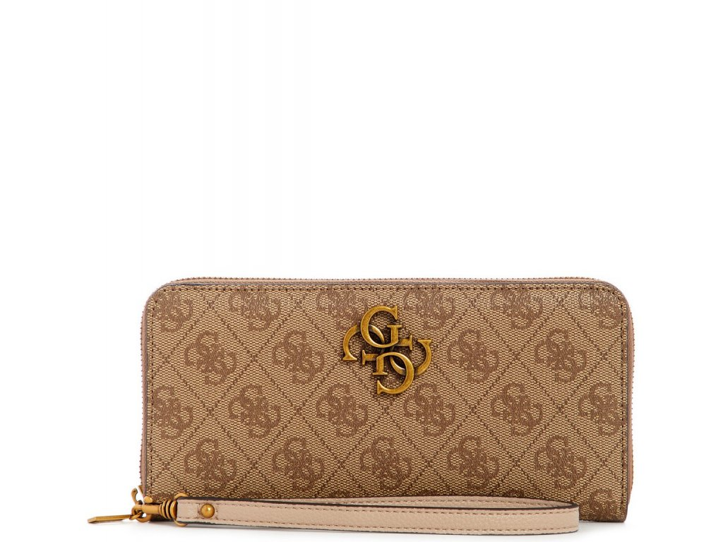 Noelle Large Zip Around Wallet Wristlet
