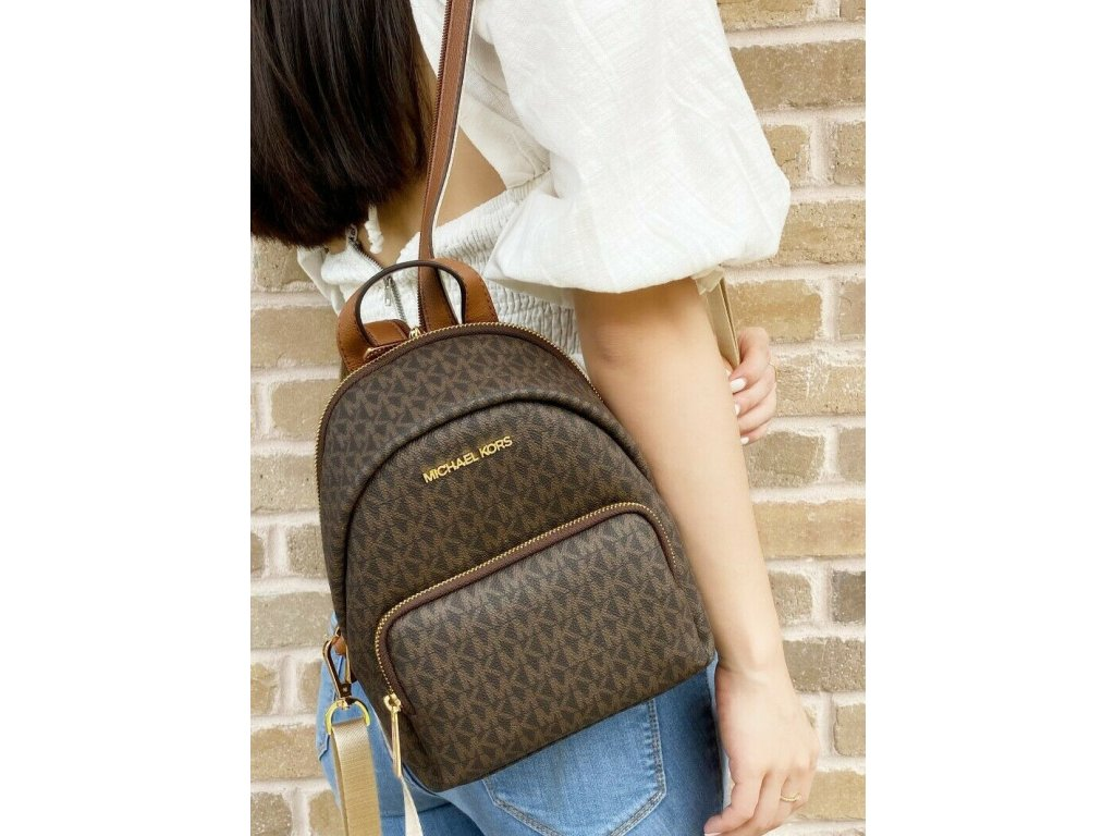 Erin Small Convertible Backpack Brownback
