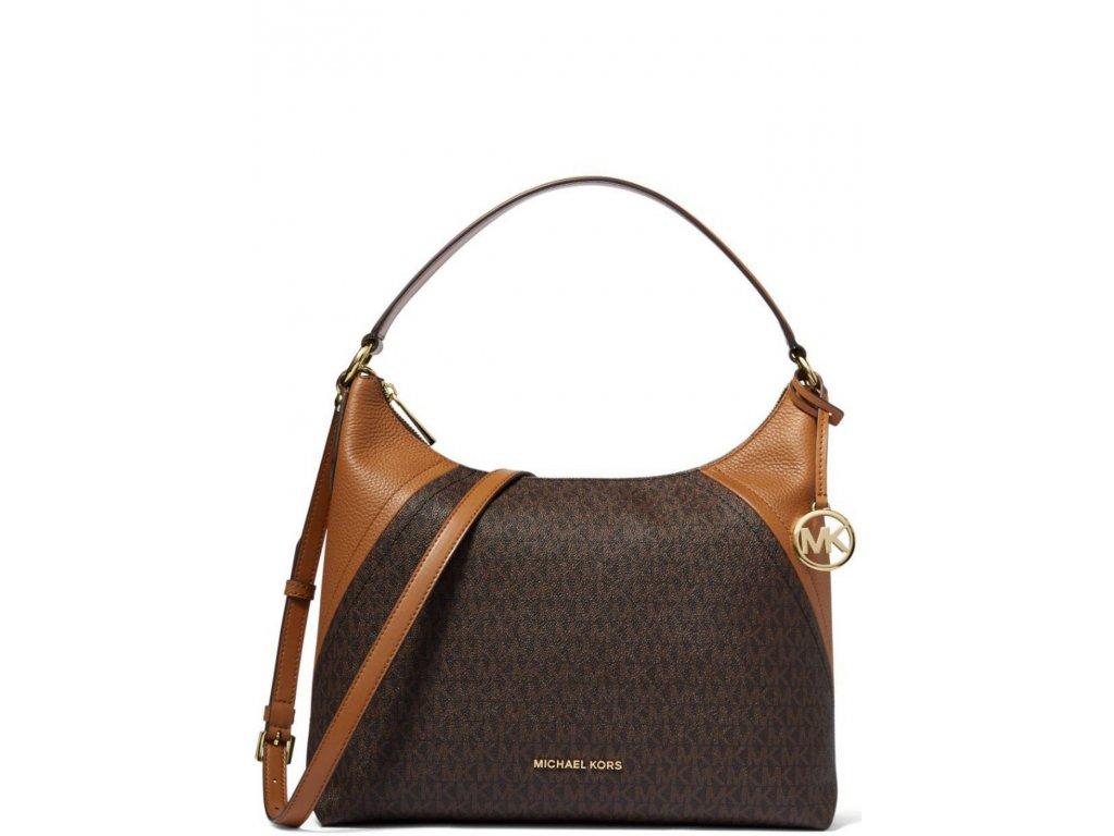 Aria Signature Shoulder Bag