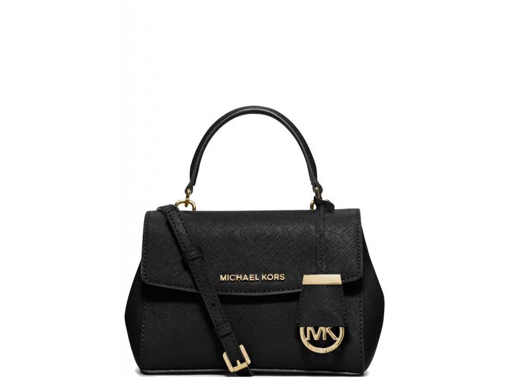 Michael Kors Ava Extra Small Crossbody Bag Black