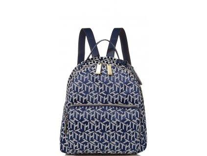 Tommy Hilfiger Backpack Julia Navy White