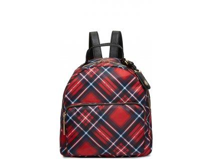 Tommy Hilfiger Backpack Julia Red Multi