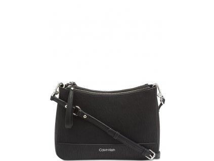 Calvin Klein Sonoma Crossbody Black Silver