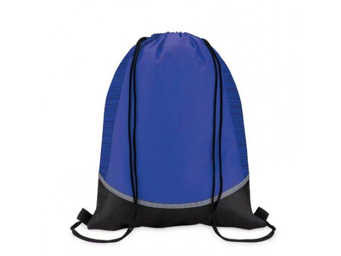 Reflexní batoh -MODRÝ