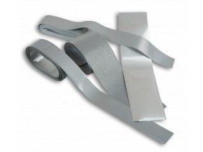 Reflexní nažehlovací páska - 25mm