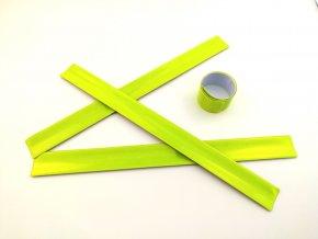 3M Reflexní samonavíjecí pásky - ŽLUTÁ