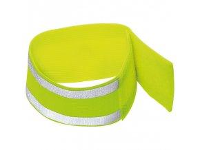 Reflexní elastická páska na suchý zip 5x40cm