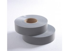 Pružná reflexní našívací páska - šíře 25mm