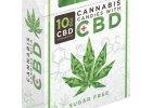 Cannabis bonbóny s CBD
