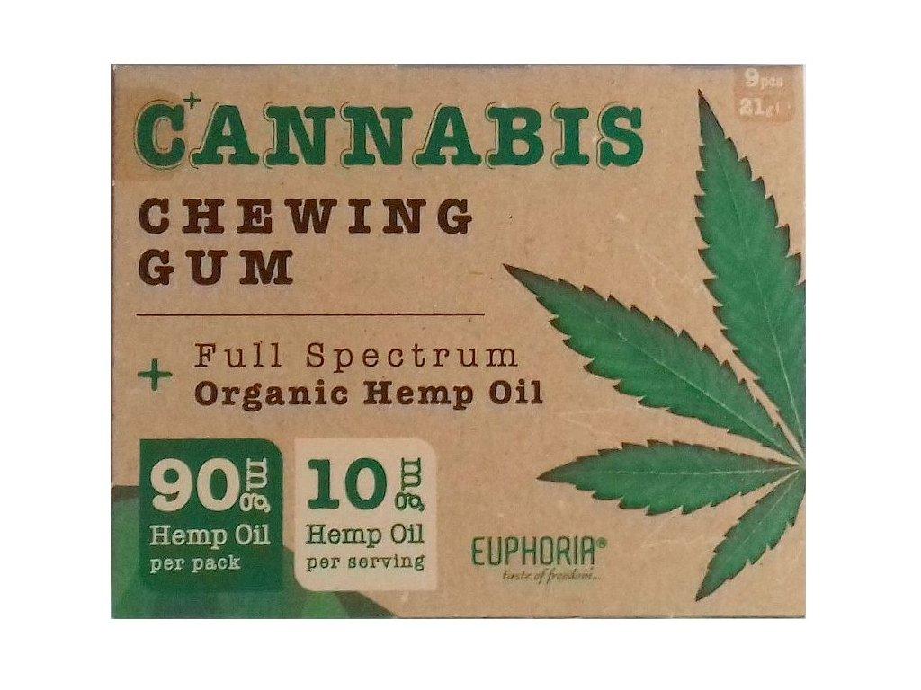 892 Cannabis zvykacky Full Spectrum 10mg 21g