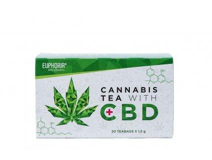 889 Euphoria Cannabis CBD TEA